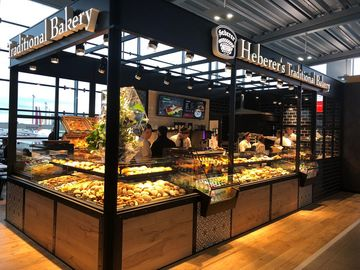 Heberer's Traditional Bakery am Koeln Bonn Airport