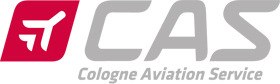 Logo CAS Cologne Aviation Service